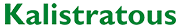 Kalistratous | Jaap Geerlof Logo