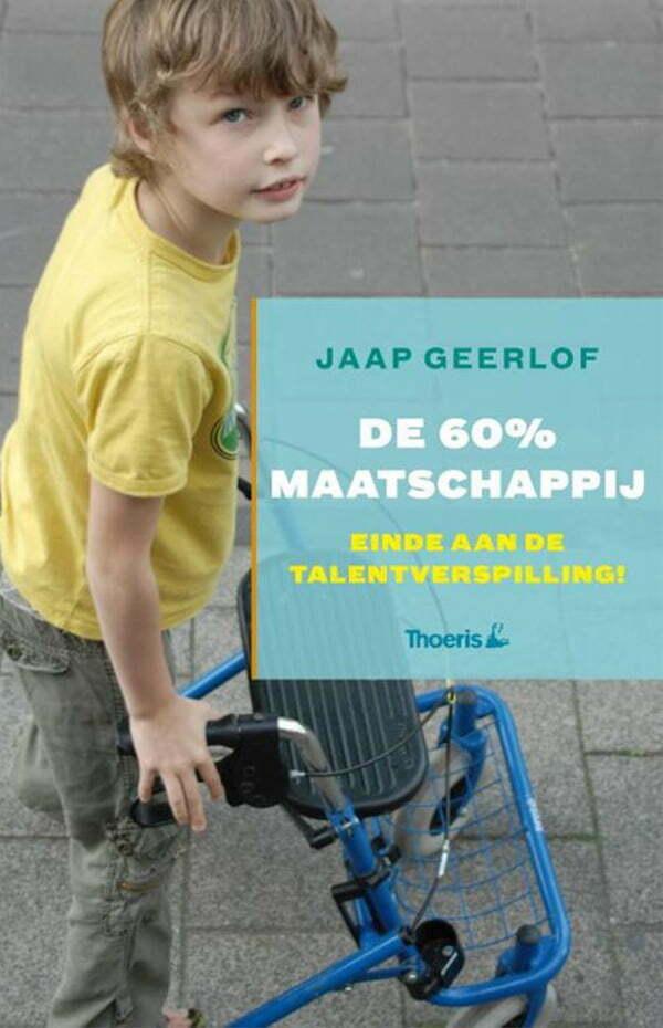 Boek Jaap Geerlof